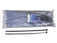 Кабельная стяжка белый 7,5*350мм (100шт.) CHS-8*350
