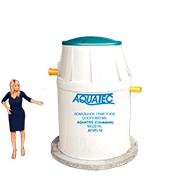 Автономная канализация Aquatec ATVFL 12