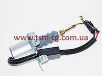 4942879, 5292297, 5295567 Соленоид, клапан отсечки топлива ТНВД на двигатель Cummins 6CT