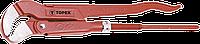 Ключ трубный TOPEX S-образный 330мм 34D701