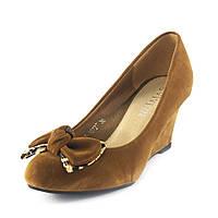 Туфли женские Vivien Q2-1072Т кэмел