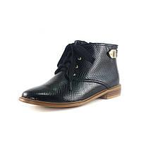 Ботинки демисез женск Rima I3-407 черные