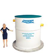 Автономная канализация Aquatec ATVFL 15