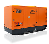 Дизель генератор RID 130 V-SERIES S (104 КВТ)