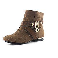 Ботинки демисез женск Rima S3-141B5 коричневые