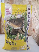 Сухая прикормочная смесь для рыболовства