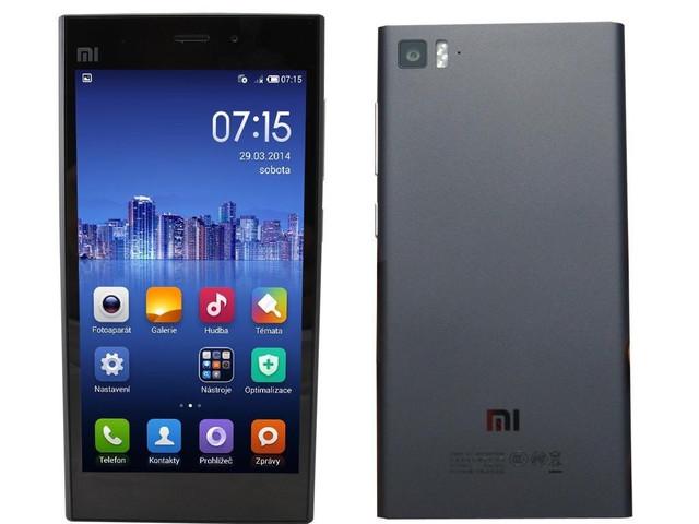 Чехлы для Xiaomi Mi3