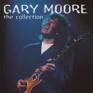СD-диск. Gary Moore - The Collection