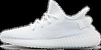 Мужские кроссовки Adidas Yeezy Boost 350 V2 White Cream
