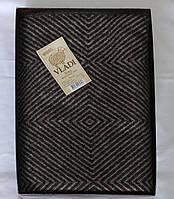 Шерстяной Плед Vladi Лилль в подарочной коробке (140х200)