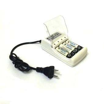 Комплект: зарядное JIABAO JB-212 + аккумуляторы 4шт 212ААА