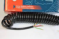 Кабель электрический прицепа 7м Турция