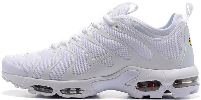 e8ec511a Женские Кроссовки Nike Air Max Plus TN Ultra All White — в Категории ...