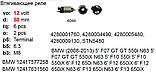 Втягивающее реле стартера BMW 550i GT BMW 650i BMW 750i BMW 750LiX  BMW X5 E70 BMW X6 50iX E71 N63 F01 F02 F07, фото 3