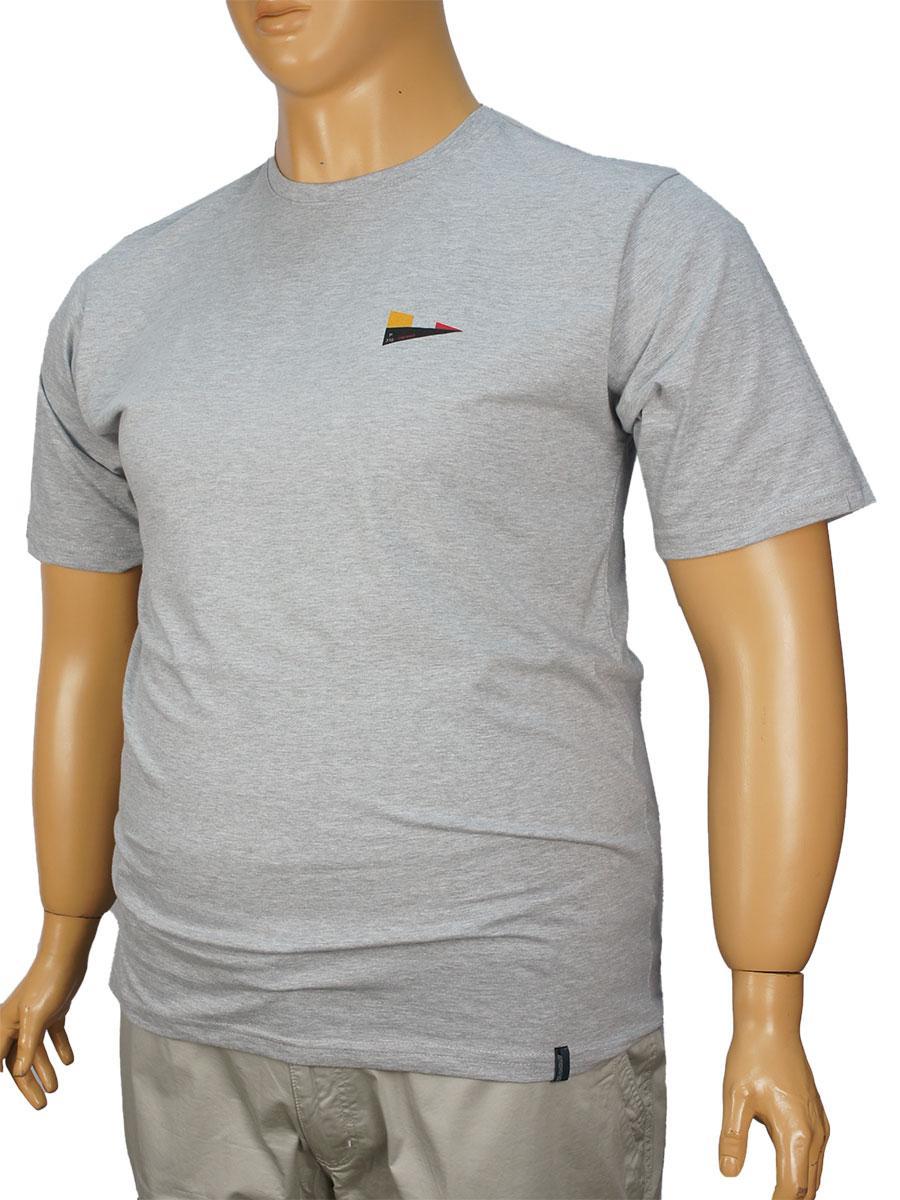 Чоловіча футболка Imako M:AGENOR В сіра