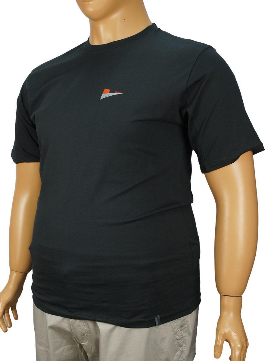 Чоловіча футболка Imako M:AGENOR В темно-сіра