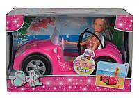 Кукла Штеффи В кабриолете (573 8332)