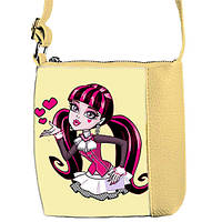 Детская сумочка Принцесса с принтом Monster High