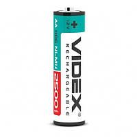 Аккумулятор Videx R6 AA 2500mAh Ni-MH пальчиковый