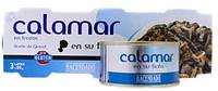 Кальмар Hacendado с чернилами каракатицы 3-80г