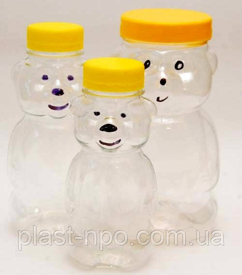 Банка  «Мишки Гамми» («Gummi Bears») 230,340,750 мл.