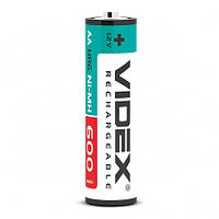 Аккумулятор Videx R6 AA 600mAh Ni-MH пальчиковый