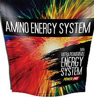 Power Pro Amino energy system лимон