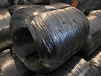 Проволока стальная низкоуглеродистая 1,4 мм термически обработанная , ГОСТ 3282-74