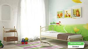 Односпальная кровать Вероника Металл-дизайн