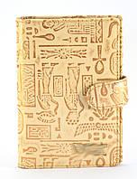 Песочная женская документница с этническим принтом art. D-55807 beuge&gold , фото 1