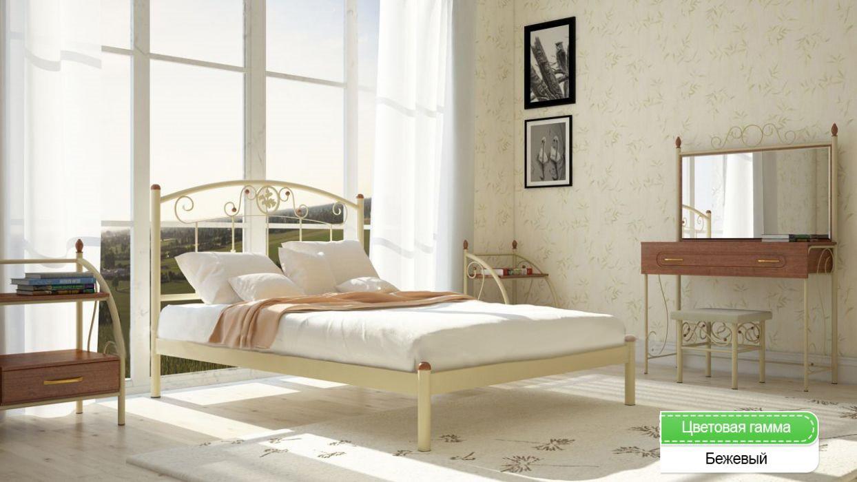 Кровать Монро Металл-дизайн