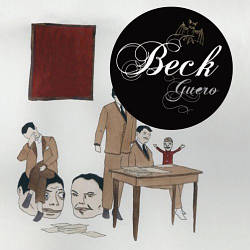 СD-диск. Beck - Guero
