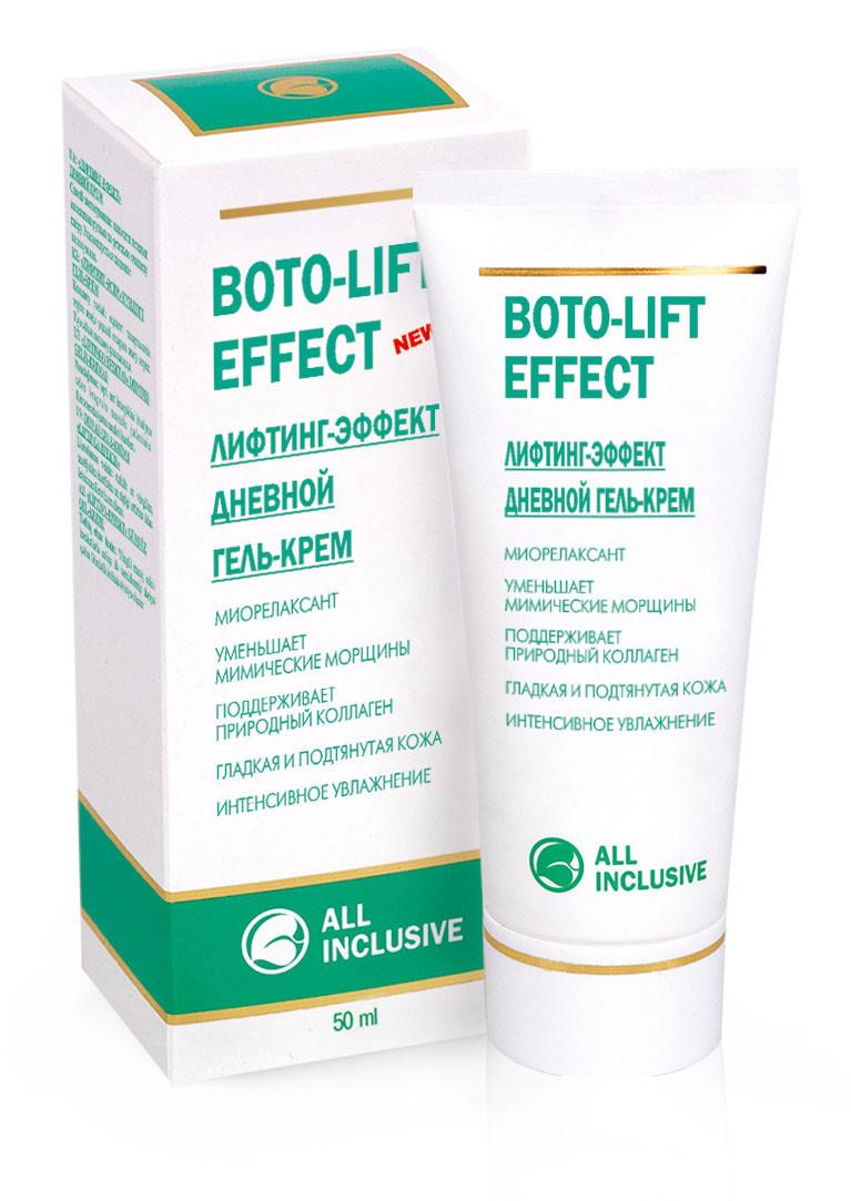 Boto-lift effect Лифтинг-эфект дневной гель-крем