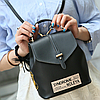 Стильный мини рюкзачок, фото 4