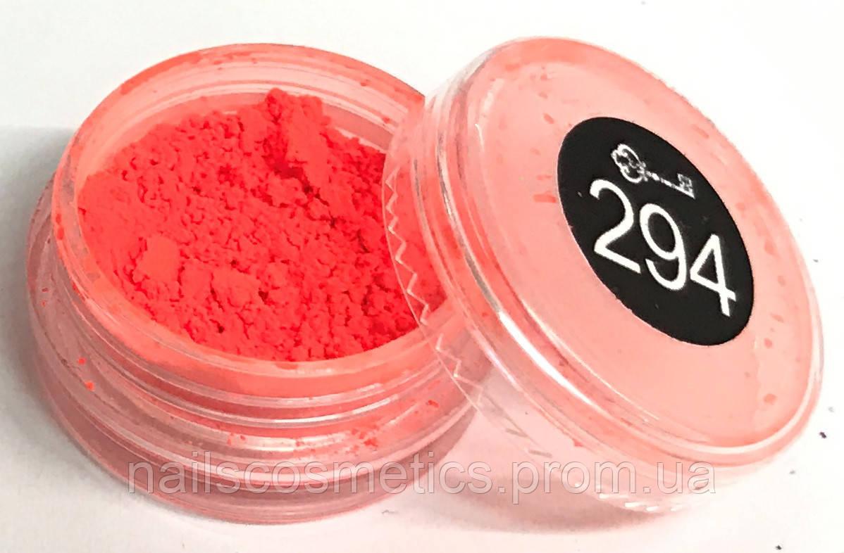 294-неоновый светло-коралловый пигмент