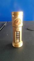 """Расходомер 1"""" 2-12 л/мин Novasfer (Италия)"""