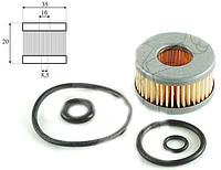 Фильтр жидкой фазы Tomasetto AT, оринги KN-212-Z