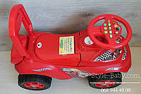 Музыкальный толокар детский автомобиль