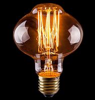 Ретро-лампа  VOLTEGA L85 (винтажная лампада) 40W E27 (янтарь нити)