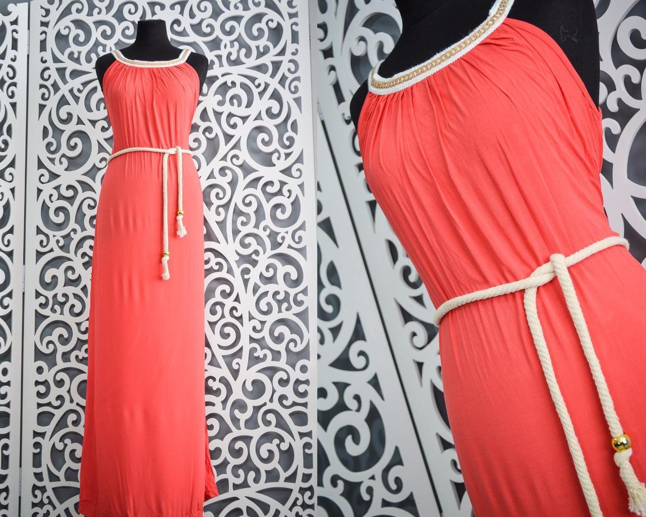Платье поясочек