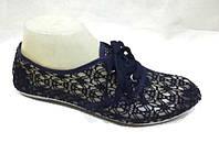 Женская обувь джинс, текстиль