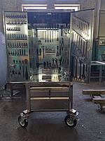 Металлический Шкаф для инструментов