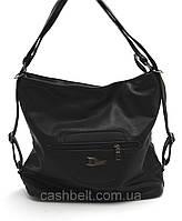Большая женская сумка-рюкзак мешком Б/Н art. 81038, фото 1
