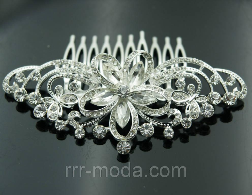 Гребешки для волос- стильный свадебный гребень 426