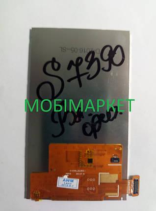 Дисплей для Samsung S7390 Galaxy Trend I699i, S7392C, S7568 оriginal, фото 2