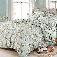 Комплект постельного белья Вилюта сатин Твилл полуторный 105