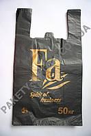 """Пакет-майка тип """"FA""""  (29x55) 100 шт"""