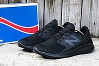 Кроссовки летние, весенние, мужские, New Balance Core Coast черный