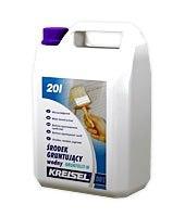 Грунтовка глубокопроникающая (Крайзель) Kreisel 301 канистра 10 литров