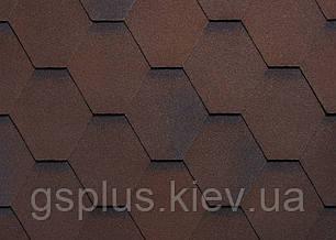 Бітумна черепиця сота (Україна) шестикутна, фото 2